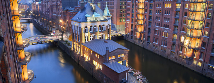 Eine Reise durch Hamburg!