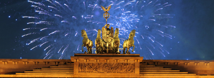 Silvester in Berlin