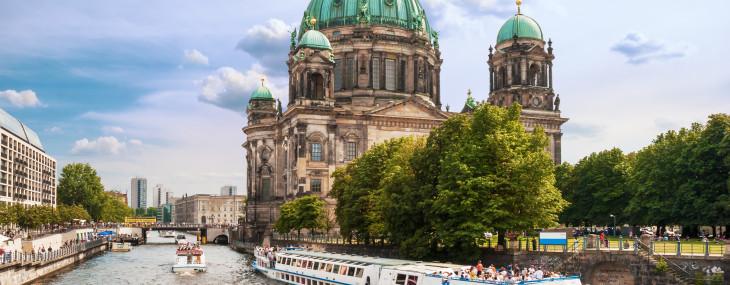 Berlin – Geschichte entdecken & Kultur erleben