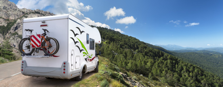 Kurzreise mit dem Wohnmobil