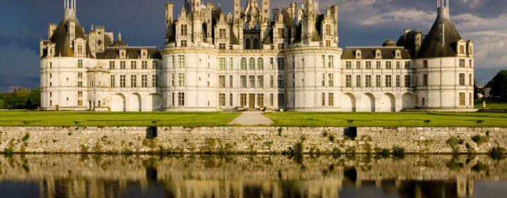 Märchenhafter Urlaub im Schloss