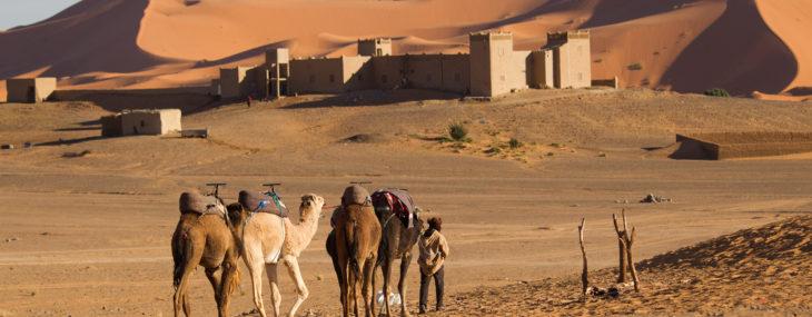 Wüstentour in Marokko