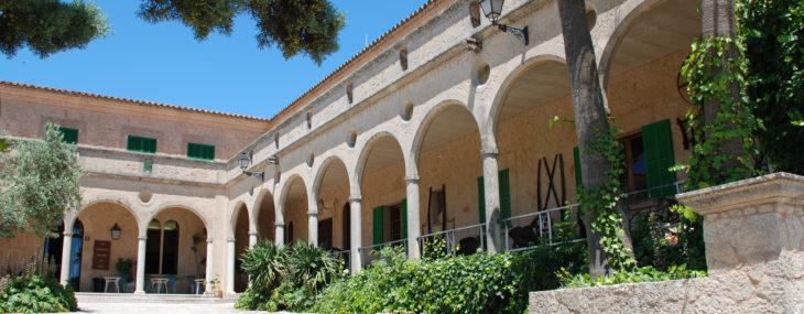 Kloster Randa auf Mallorca