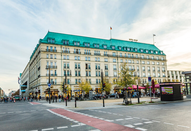Luxushotel in Berlin - Hotel Adlon